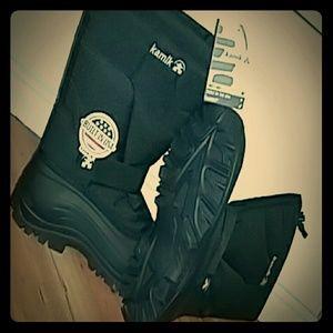 NEW Men's Kamik snow boots